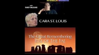 OffPlanet TV - Cara St Louis:  The Great Remembering & Rise of the Fae(, 2016-05-18T03:29:43.000Z)