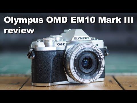 Olympus OMD EM10 Mark III review