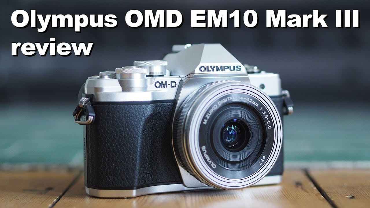 Olympus OMD EM10 Mark III review - YouTube