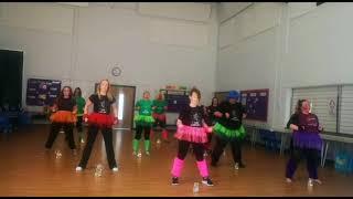 Francis Askew Staff J Rock Dance-a-thon