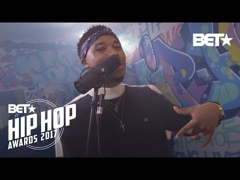 Cozz BET Hip Hop Awards 2017 Instabooth Freestyle