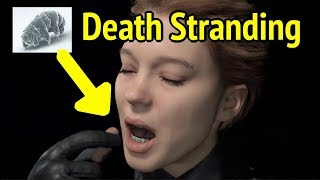Death Stranding: Trailer 4 Hidden Details Analyzed and Explained (E3 2018 4K)