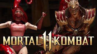 Klassic Skarlet Brutality and Fatality Showcase - Mortal Kombat 11