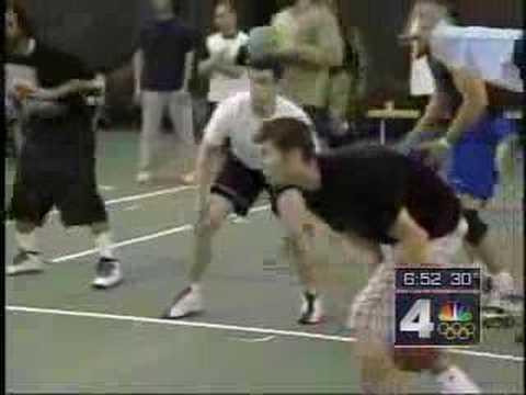 Greg Roman $11,000 Dodgeball NBC press coverage interview