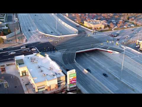 Customer Footage: Final Video of 18-Month UDOT Highway Construction Time Lapse Project