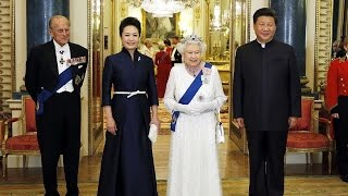 chinese president xi jinping s super state visit to the uk