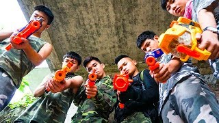 - Hihahe Nerf War SWAT Xmen Nerf Guns Captain America Fast Squad Nerf War
