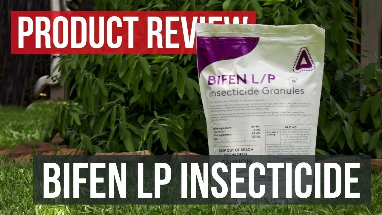 Bifen L/P Insecticide Granules: Product Review