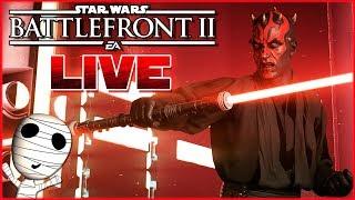 Star Wars Action! 🔴  Star Wars Battlefront 2 // PS4 Livestream