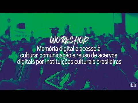 [FIB10] Memória digital e acesso à cultura: comunicação e reuso de acervos digitais por ....