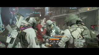 THIS MAN MUST BE STOPPED!! | 40yr Old threatens me! | Biggest crybaby in The Division. - PART 1.