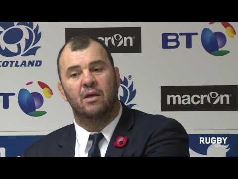 Post match press conference: Cheika speaks after one-point win