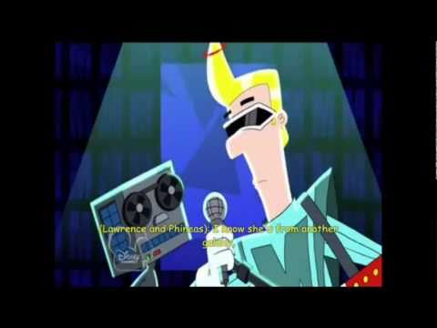 Phineas and Ferb-Alien Heart Lyrics(HD)