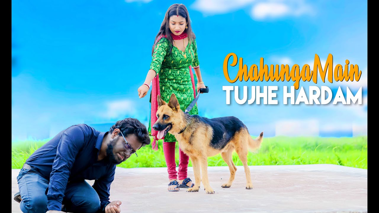 Chahunga Main Tujhe Hardam | Kala Ladka Ka Bewafa Wife | Satyajeet J | New Hindi Song | Love Race