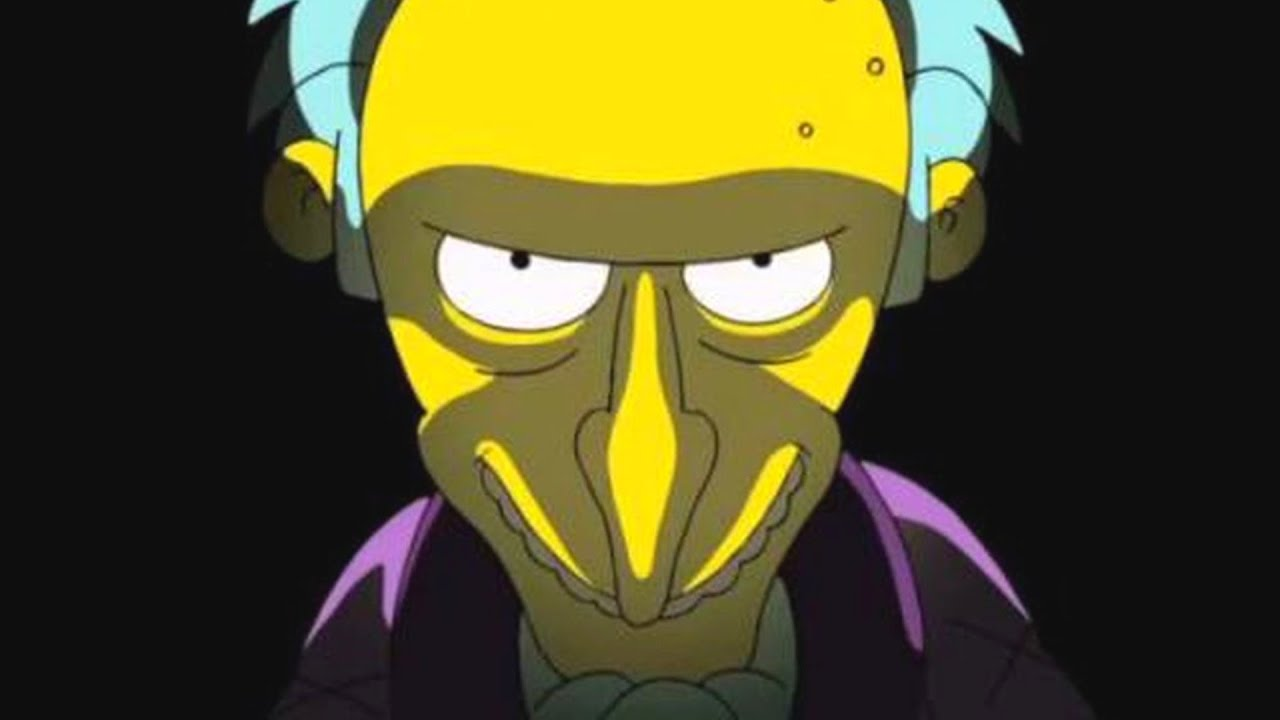 The Worst Things Mr. Burns Has Done On The Simpsons