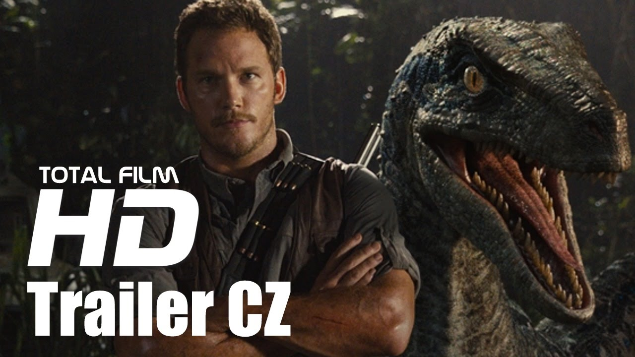 Jurský svět (2015) CZ HD dabing trailer