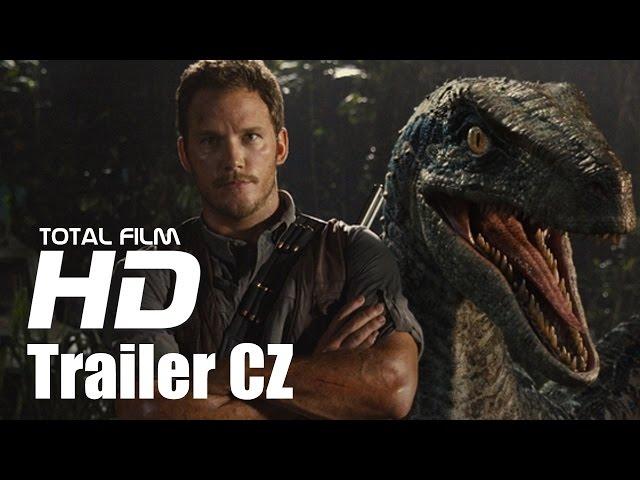 Jurský sv?t (2015) CZ HD dabing trailer