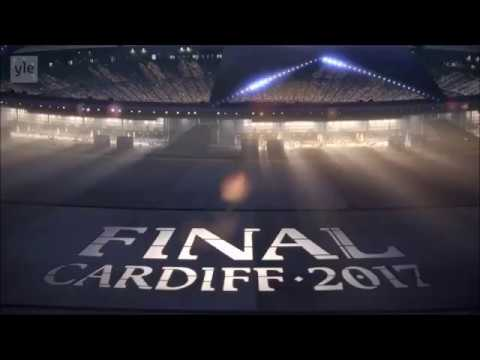 UEFA Champions League Final Cardiff 2017 Intro HD