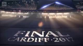 UEFA Champions League Final Cardiff 2017 Intro HD