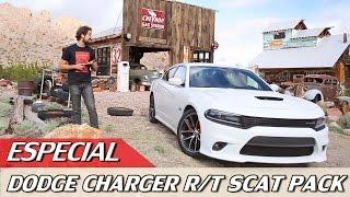 DODGE CHARGER R/T SCAT PACK - ESPECIAL #48 | ACELERADOS