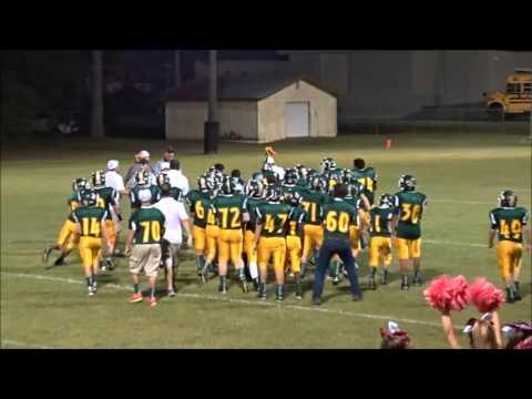 Creekside Junior High School, St Tammany Parish 2015 Division II Champions
