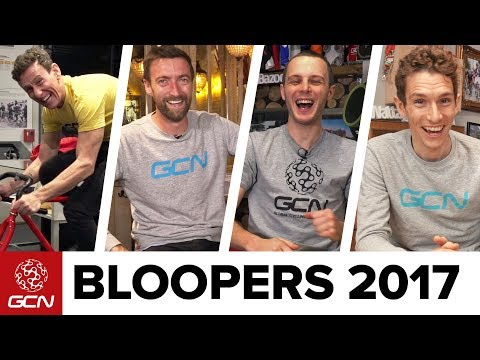 GCN's Best Bloopers of 2017