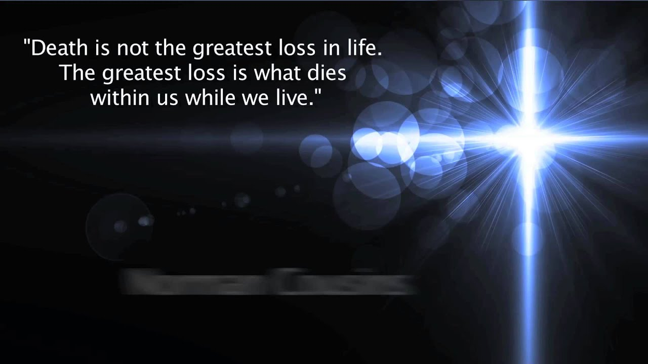 Loss Of Life Quotes Inspirational Quotes About Life Top 5 Inspiring Quotes  Youtube