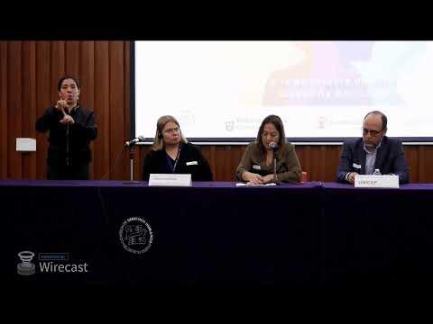 Coloquio Prevención y Atención de la violencia contra NNA, Sesión 1 y Encuadre