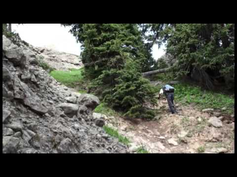 Courthouse Mountain Trail