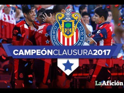 'Camino a la 12' Chivas CAMPEÓN Clausura 2017