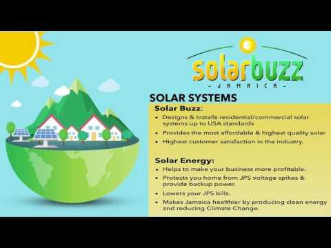 Solar Buzz Jamaica Video Ad