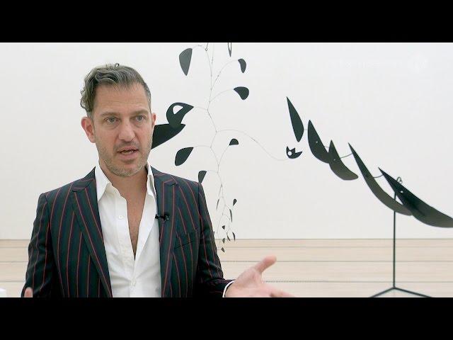 Alexander Calder & Fischli/Weiss at Fondation Beyeler / Interview with Alexander S. C. Rower