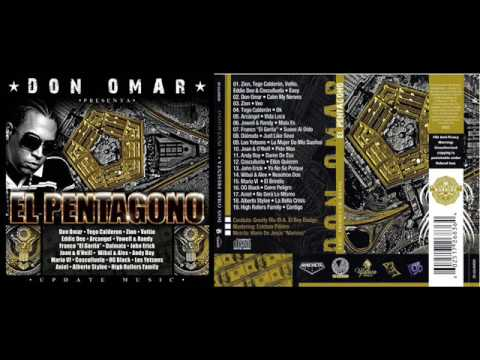 Don Omar Presenta El Pentagono (Full Album)