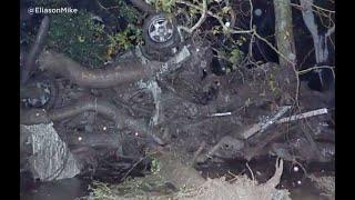SOUTHERN CAL SLIDES: Raw video of Southern California Mudslides