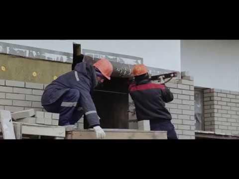 ЖК Трилогия: строительно-монтажные работы, март 2018