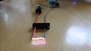 How To Make A Stun Gun High Voltage Circuit With Xgen Pulse Trigger Transformer