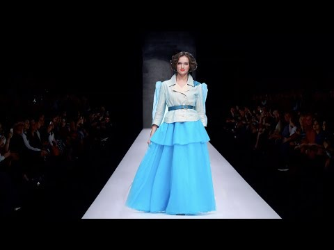 Ivanova | Spring/Summer 2018 | Mercedez Benz Fashion Week Russia...Fashionweekly...On Fow24news.com
