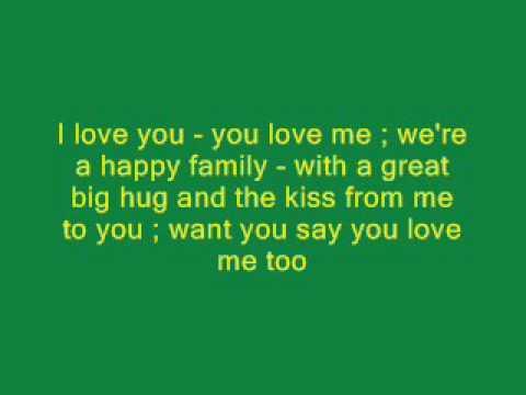 Barney Song Backwards Lyrics Scary - phimvideo.org