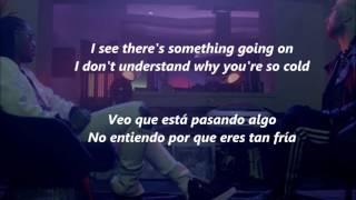 Maroon 5 Cold ft Future (lyrics english-spanish)Letra inglés-español