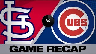 Molina leads Cards in 2-1 win | Cardinals-Cubs Game Highlights 9/20/19