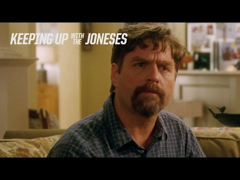 Keeping Up With The Joneses | Now on Digital HD | 20th Century FOX