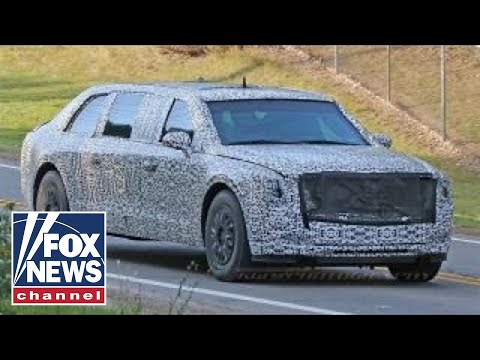 Exclusive: Trump getting new limousine this summer
