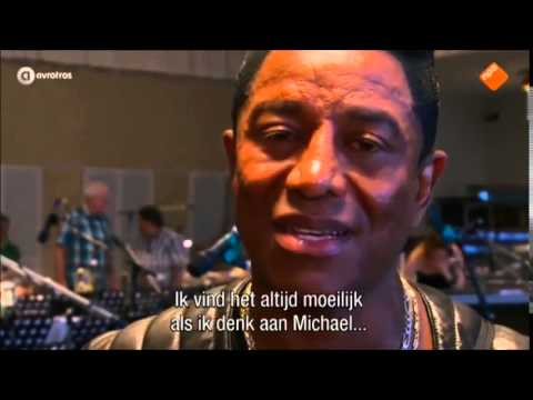 André Rieu & Jermaine Jackson rehearsing - Smile
