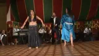 راقصة مغربية ضد راقصة مصرية DANSEUSE EGYPTIENNE VS DANSEUSE MAROCAINE