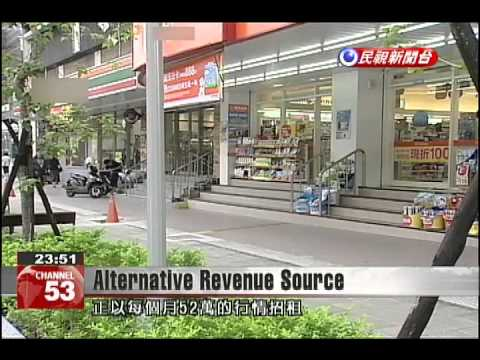 Chunghwa Post rents out building space to generate alternative revenues