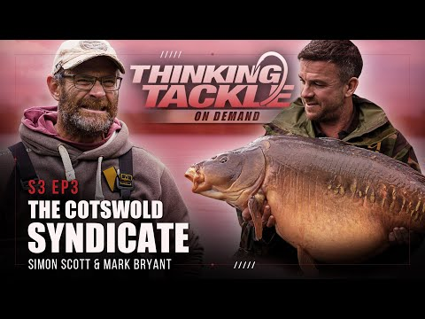 Korda Thinking Tackle OD 3 EP3: Simon Scott & Mark Bryant | Carp Fishing 2020