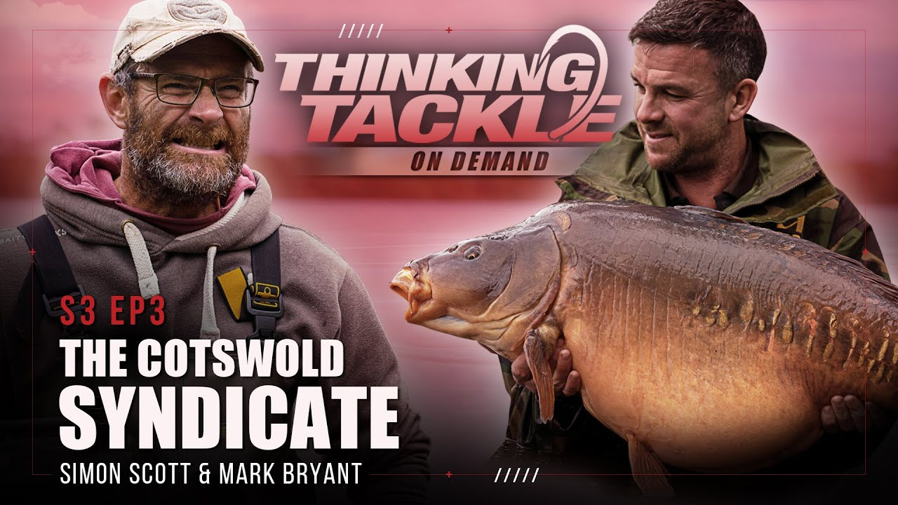 Korda Thinking Tackle OD 3 EP3: Simon Scott & Mark Bryant | Carp Fishing 2020