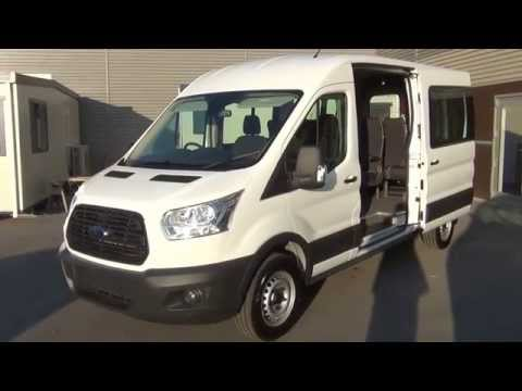 Ford Transit Cargo Bus - 2014