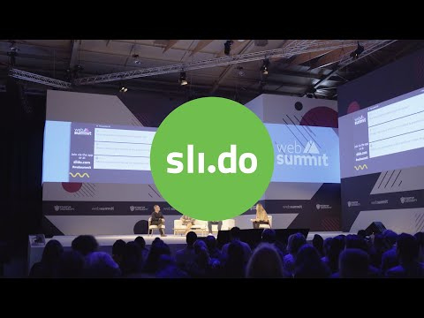 Slido at Your Conference