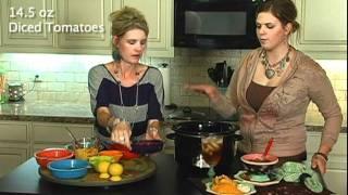 Crock Pot Monday - Taco Stew (crock Pot Girls)